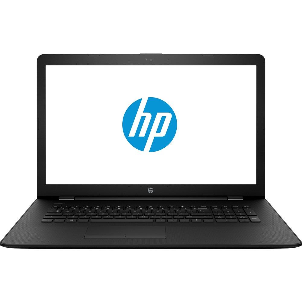 Ноутбук HP 17-ak096ur 2WH03EA Black - фото 1