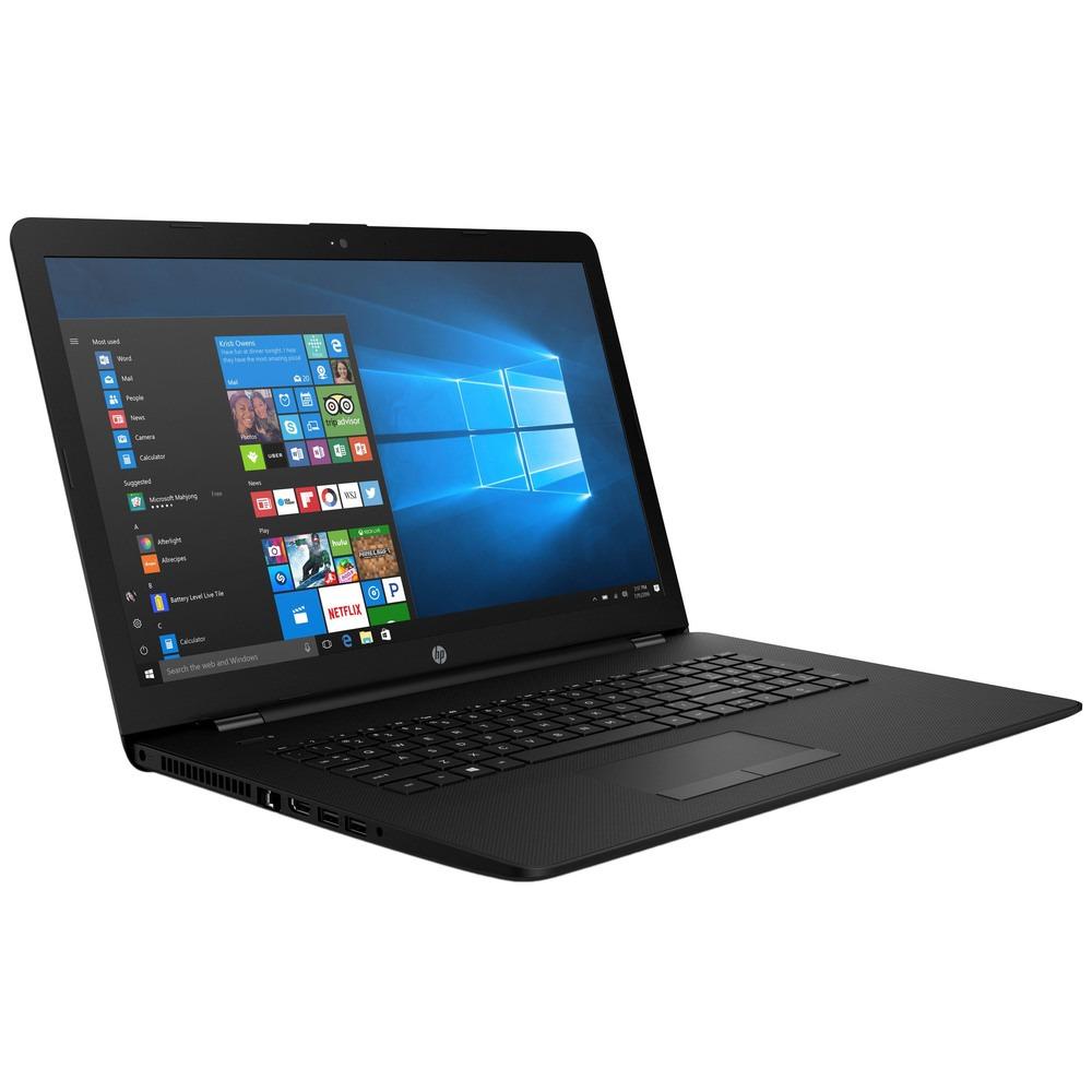 Ноутбук HP 17-ak096ur 2WH03EA Black - фото 3