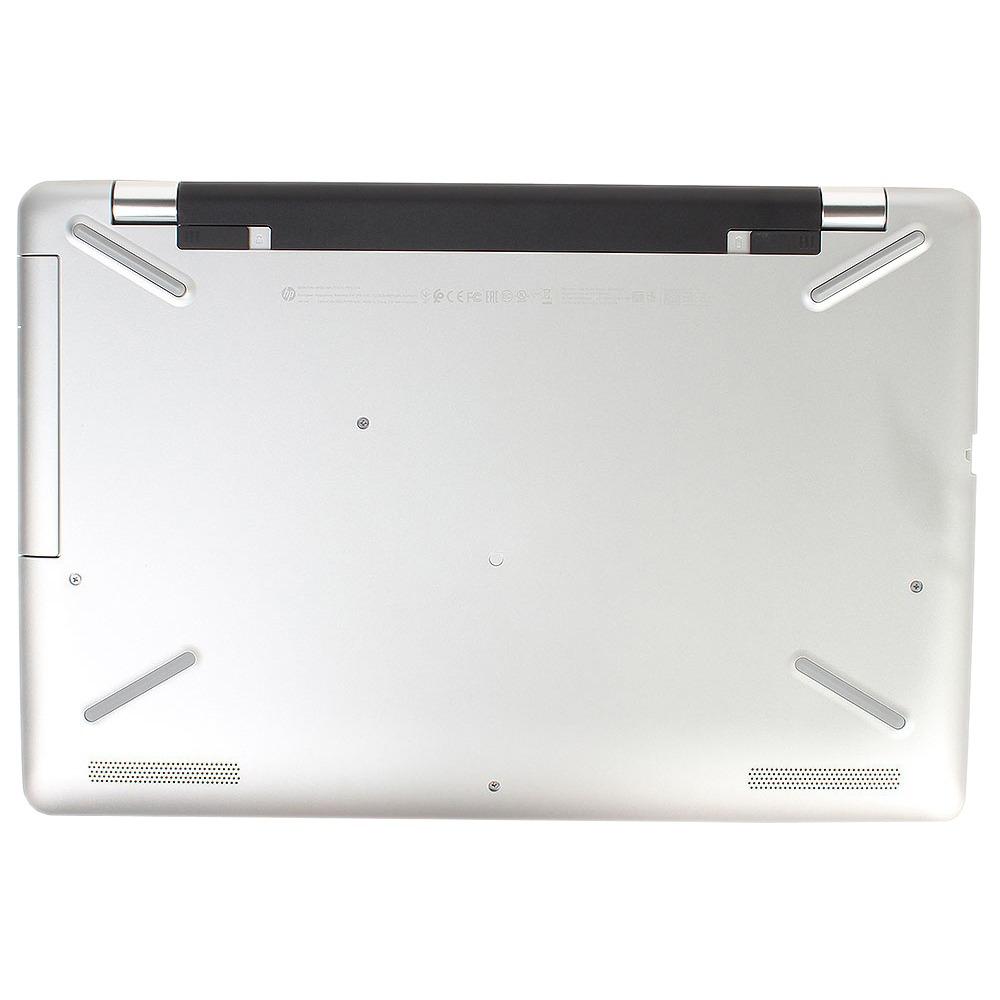 Ноутбук HP 17-bs016ur 1ZJ34EA серебристый - фото 4