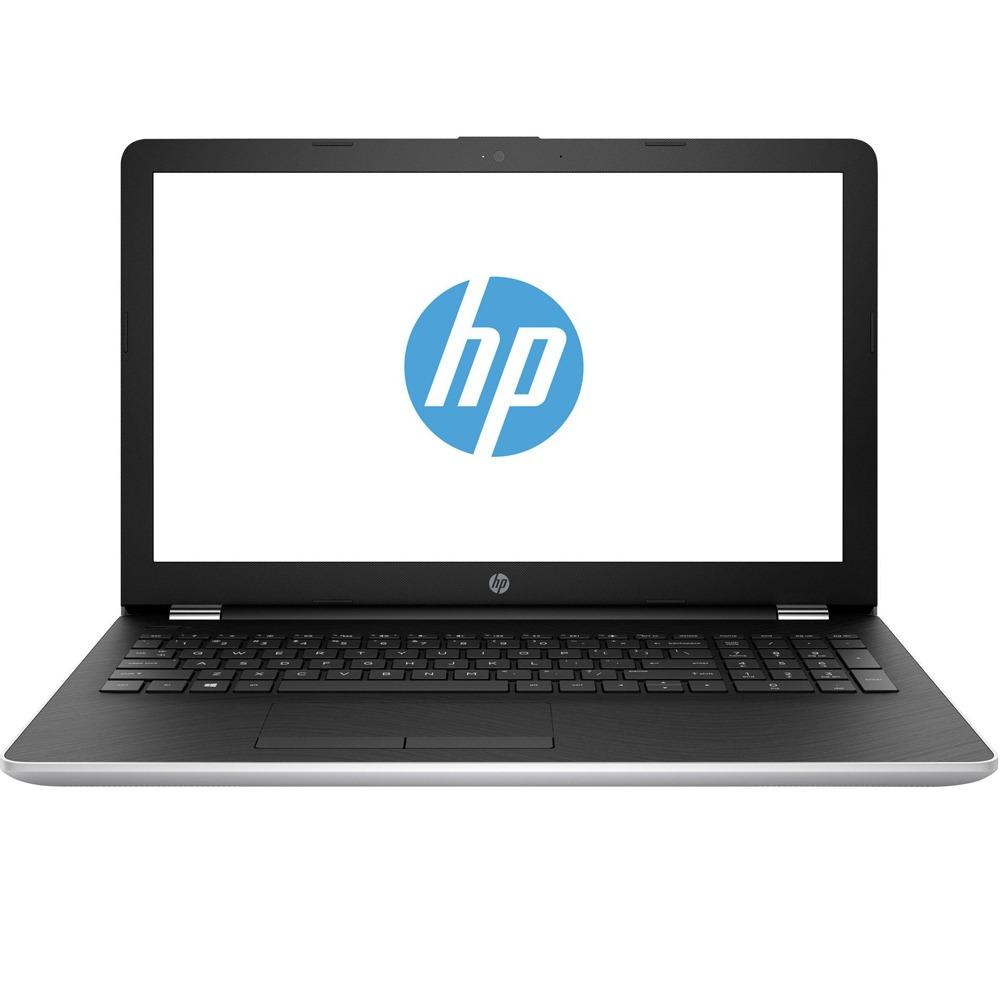 Ноутбук HP 15-bs038ur 1VH38EA серебристый - фото 1