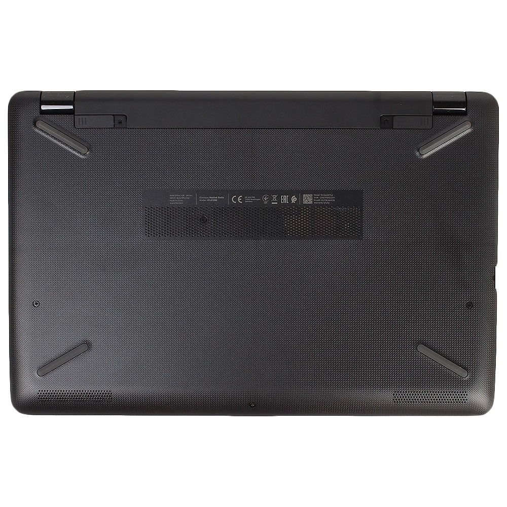 Ноутбук Ноутбук HP 15-ra002ur (8UL25EA) черный - фото 7