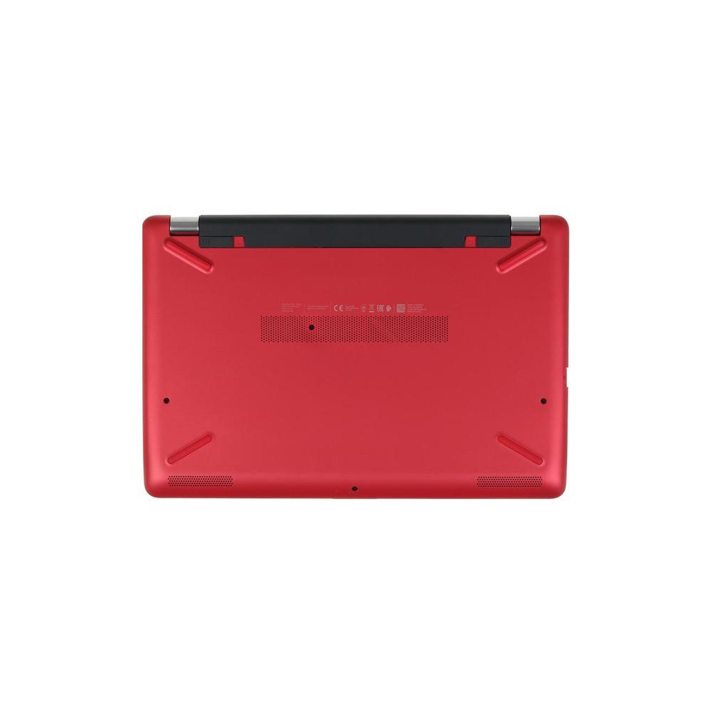 Ноутбук HP 15-bs593ur 2PV94EA красный - фото 7
