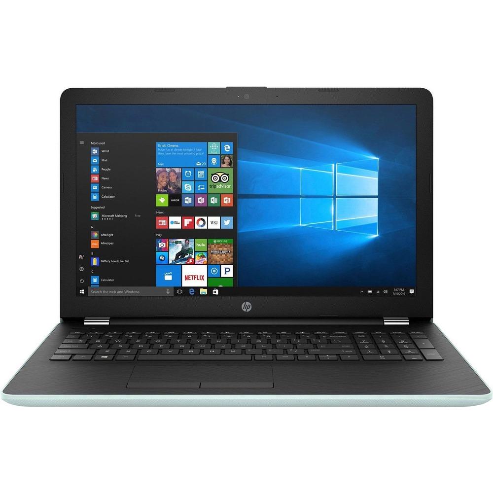 Ноутбук HP 15-bs090ur 2CV67EA голубой - фото 1