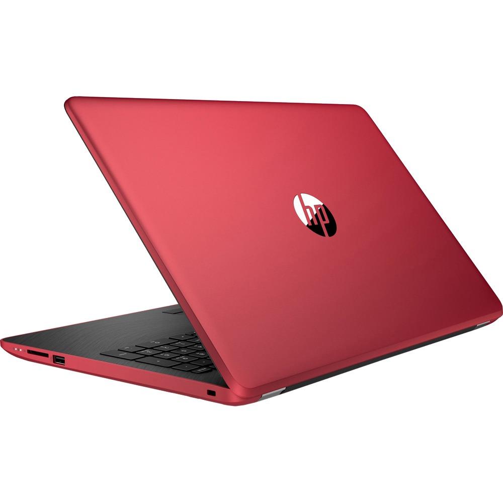 Ноутбук HP 15-bs043ur 1VH43EA красный - фото 9