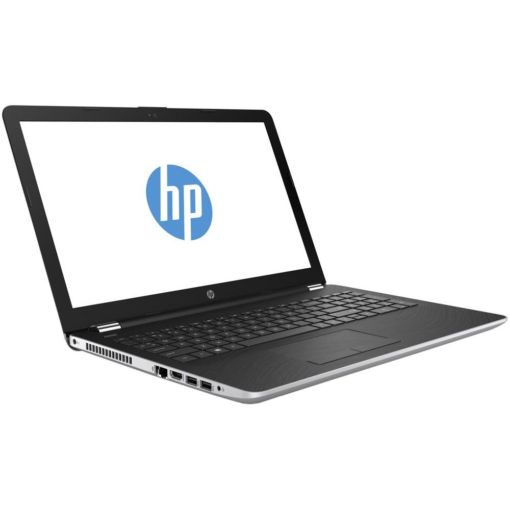 Ноутбук HP 15-bs105ur 2PP24EA серебристый - фото 2