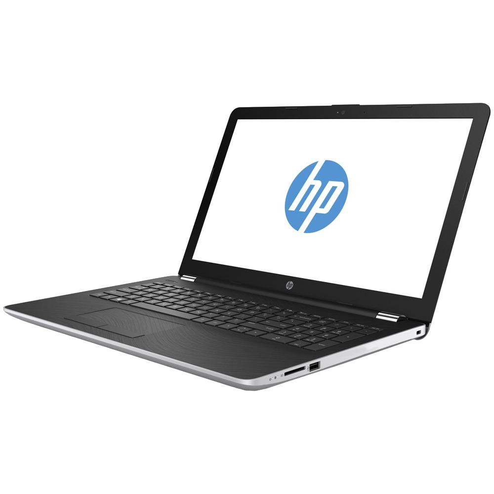Ноутбук HP 15-bs105ur 2PP24EA серебристый - фото 3