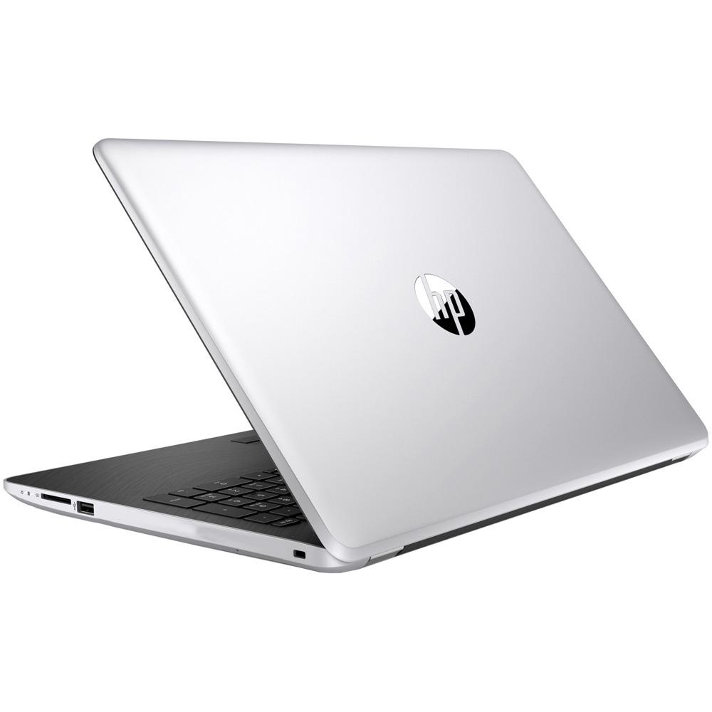 Ноутбук HP 15-bs105ur 2PP24EA серебристый - фото 8