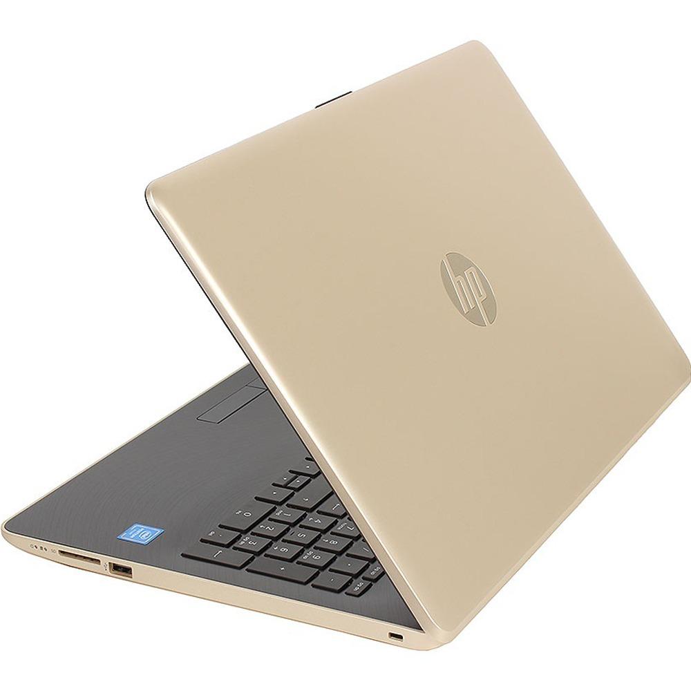 Ноутбук HP 15-bs055ur 1VH53EA золотистый - фото 3
