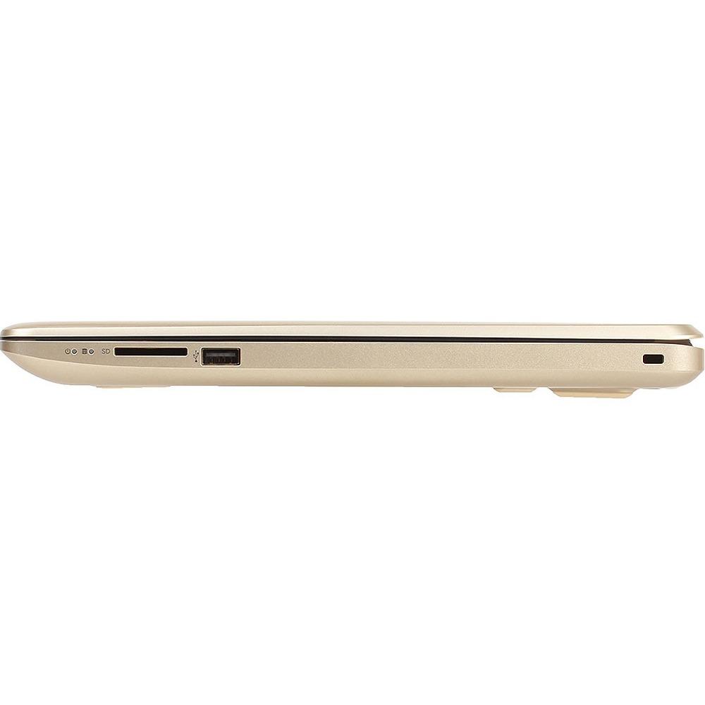 Ноутбук HP 15-bs055ur 1VH53EA золотистый - фото 4