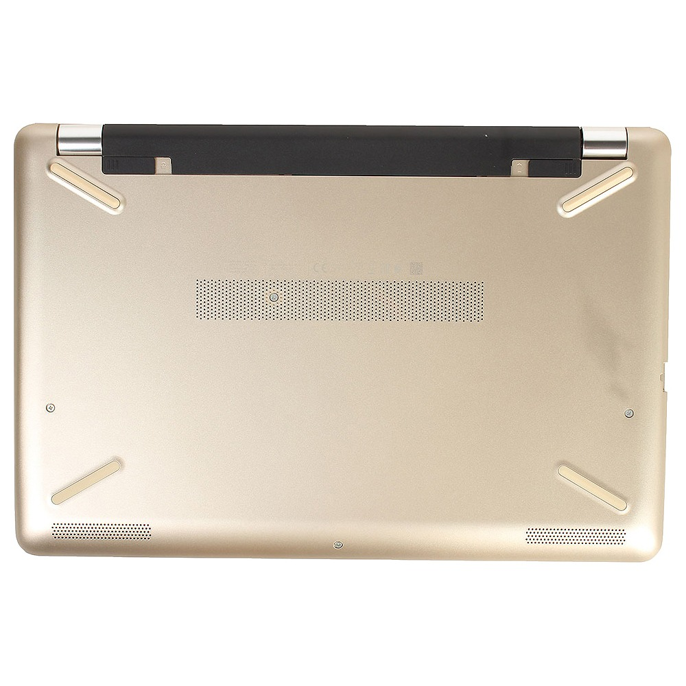 Ноутбук HP 15-bs055ur 1VH53EA золотистый - фото 9