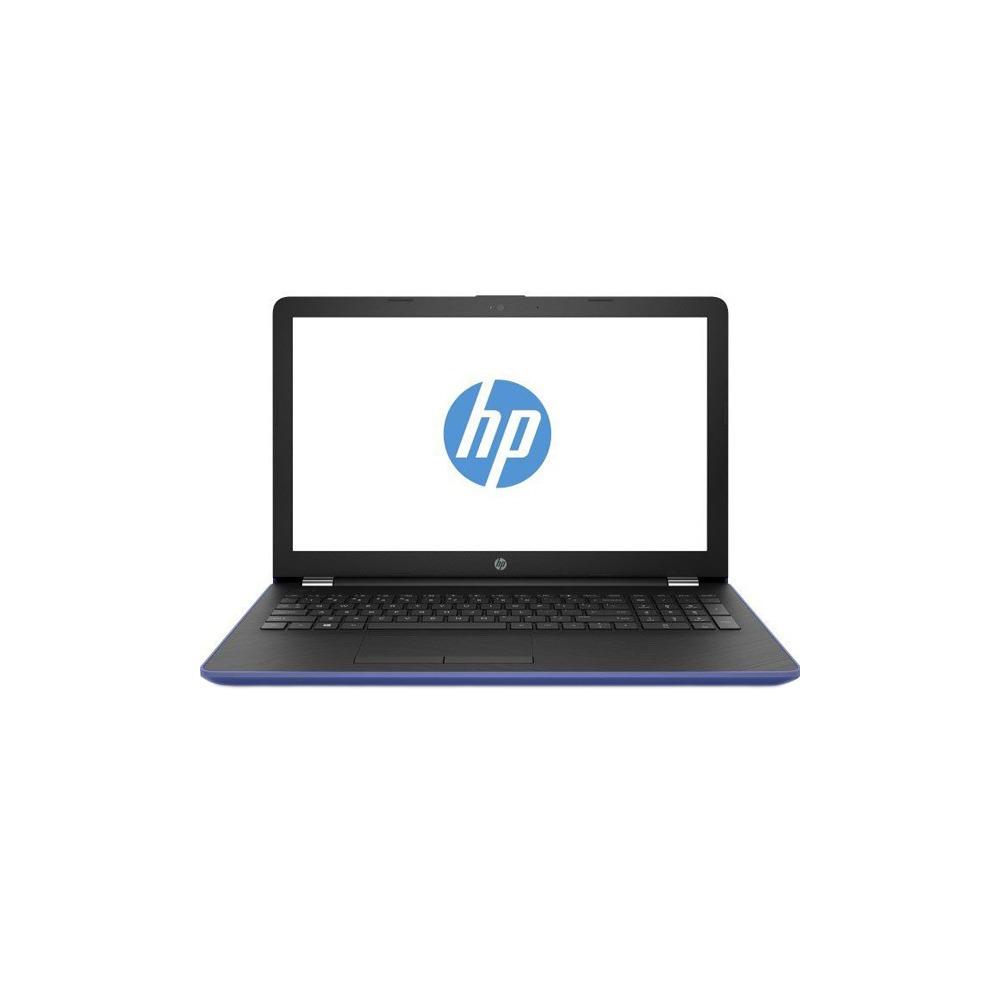 Ноутбук HP 15-bs590ur 2PV91EA синий - фото 1