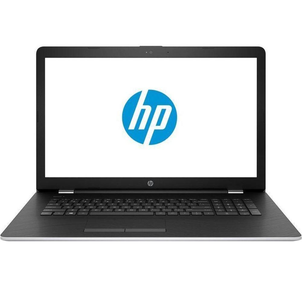 Ноутбук HP 17-bs014ur 1ZJ32EA серебристый - фото 1