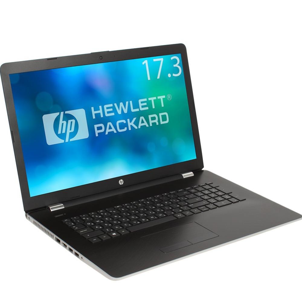 Ноутбук HP 17-bs014ur 1ZJ32EA серебристый - фото 2