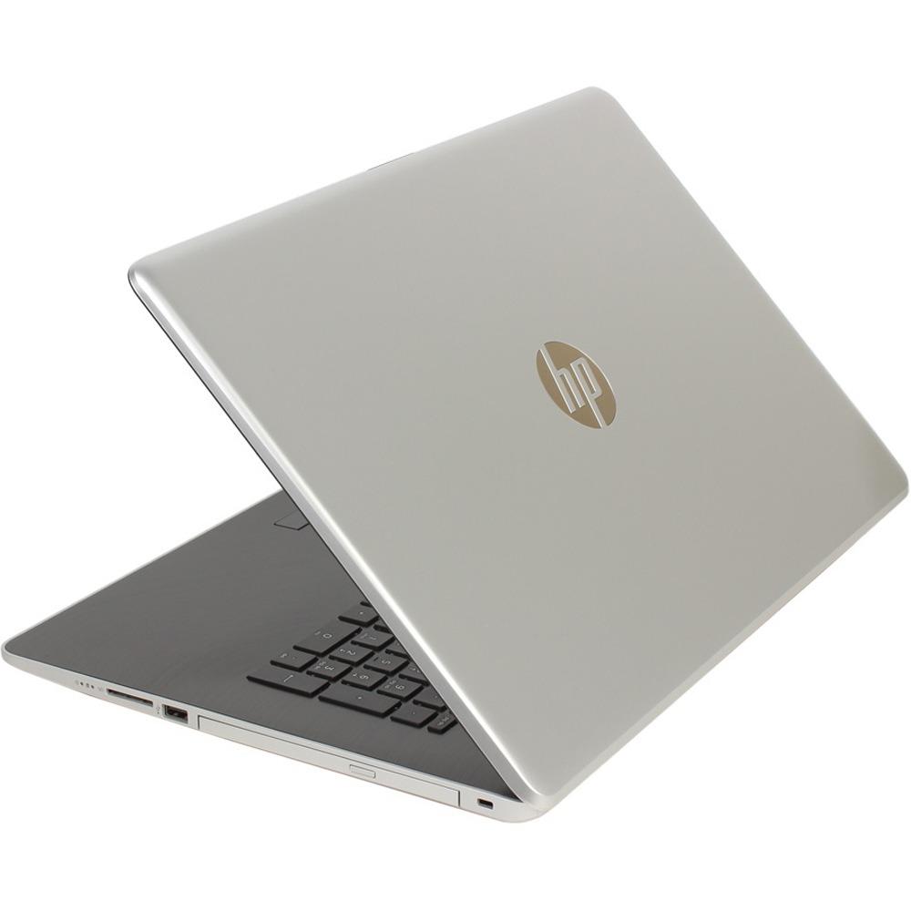 Ноутбук HP 17-bs014ur 1ZJ32EA серебристый - фото 3