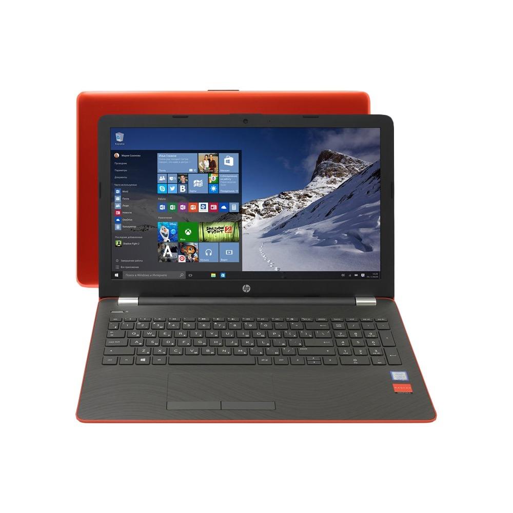 Ноутбук HP 15-bs109ur 2PP29EA красный - фото 2
