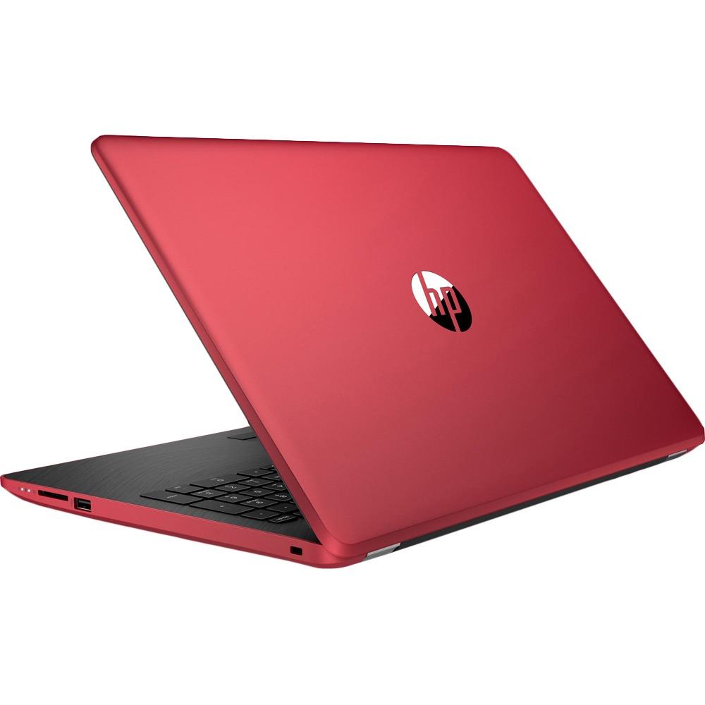 Ноутбук HP 15-bs109ur 2PP29EA красный - фото 5