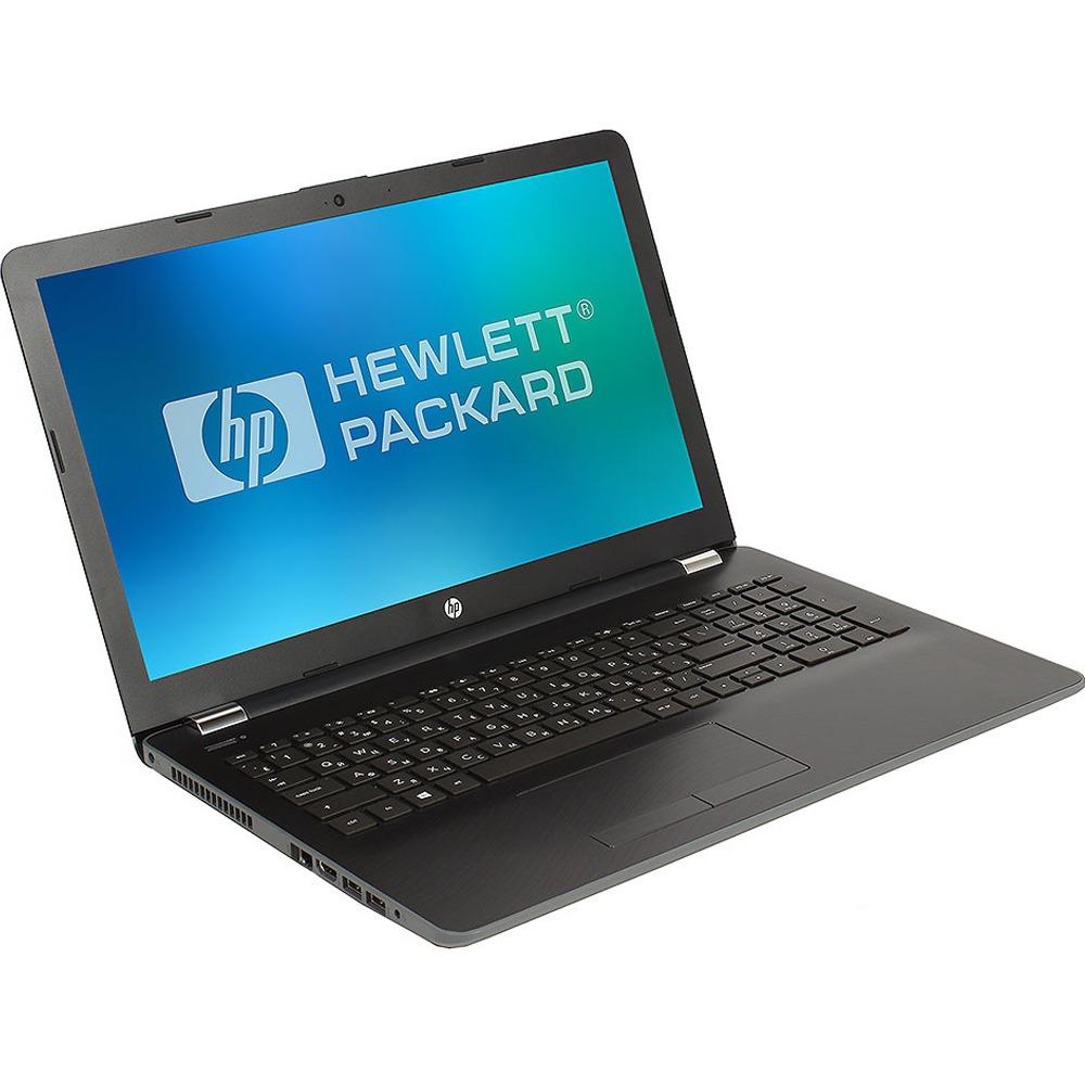 Ноутбук HP 15-bs112ur 2PP32EA серый - фото 2