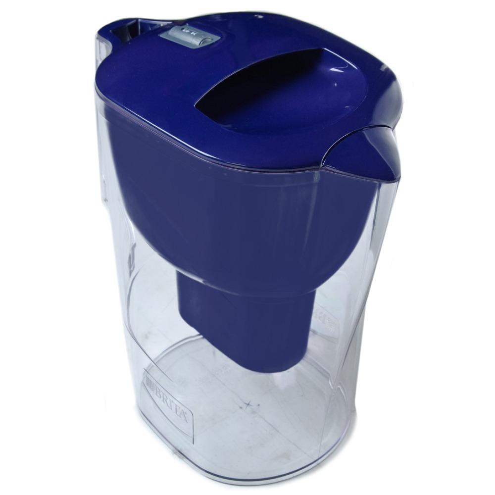 Фильтр для очистки воды Brita Maxtra Aluna XL 3.5 л синий - фото 2