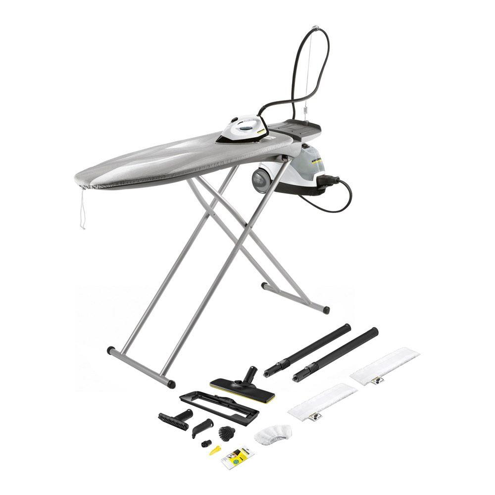Гладильная система Karcher SI 4 EasyFix Premium Iron Kit white (1.512-483.0) - фото 1