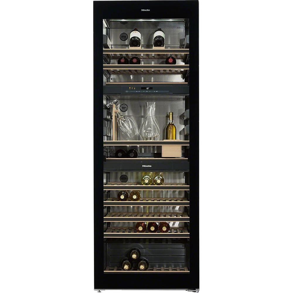Винный шкаф Miele KWT6834SGS Нержавеющая сталь - фото 1