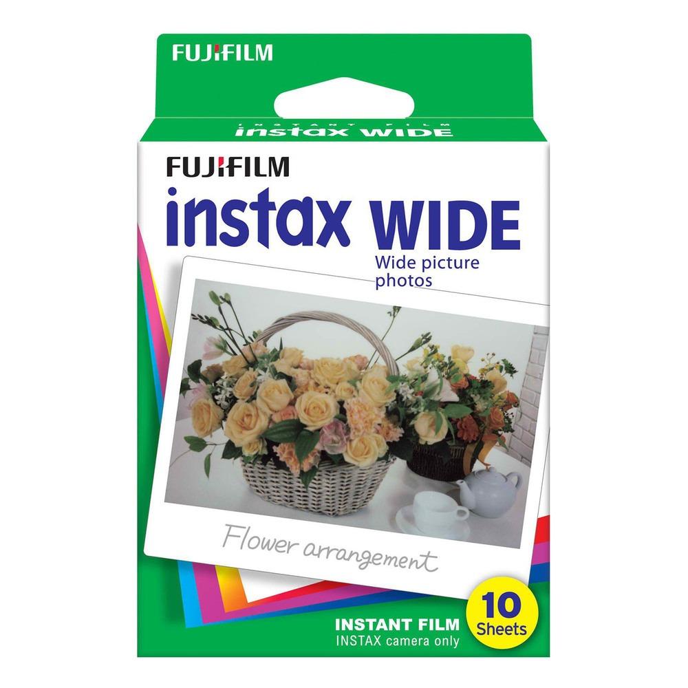 Фотопленка Fujifilm Instax Wide 10 - фото 1