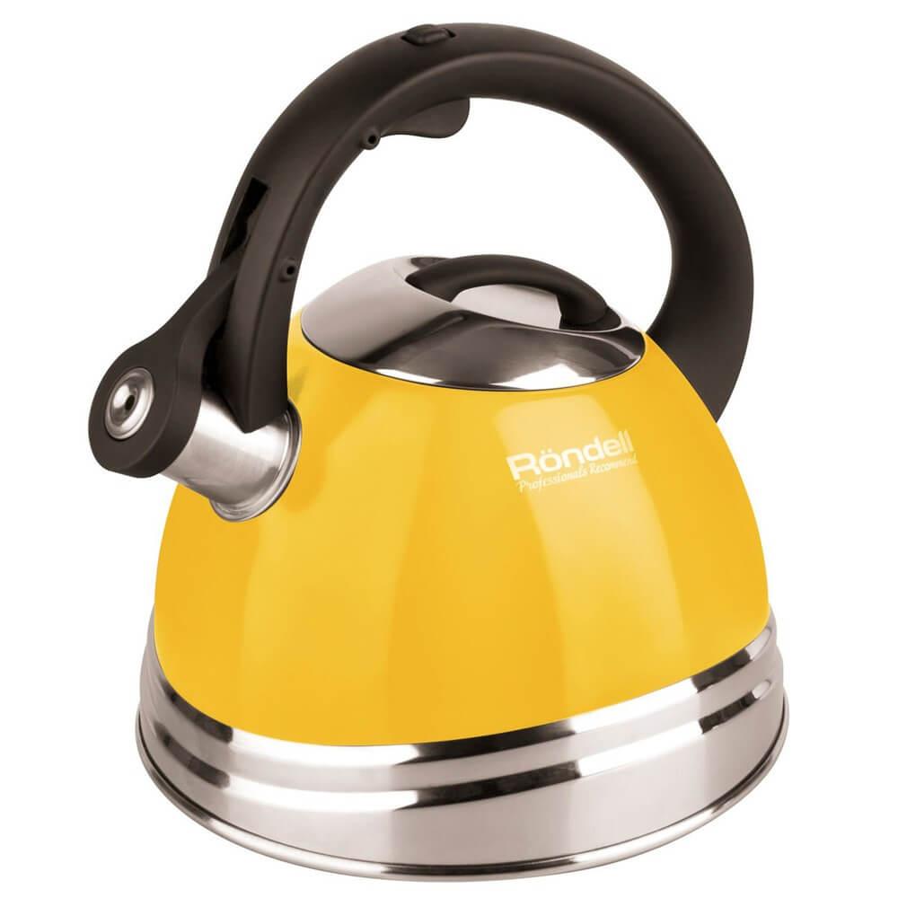 Чайник для плиты Rondell Sole RDS-908 - фото 1