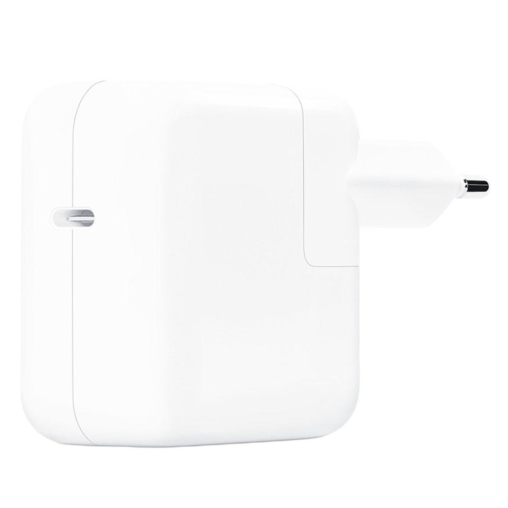 Зарядное устройство Apple 30W USB-C Power Adapter MR2A2ZM/A - фото 1