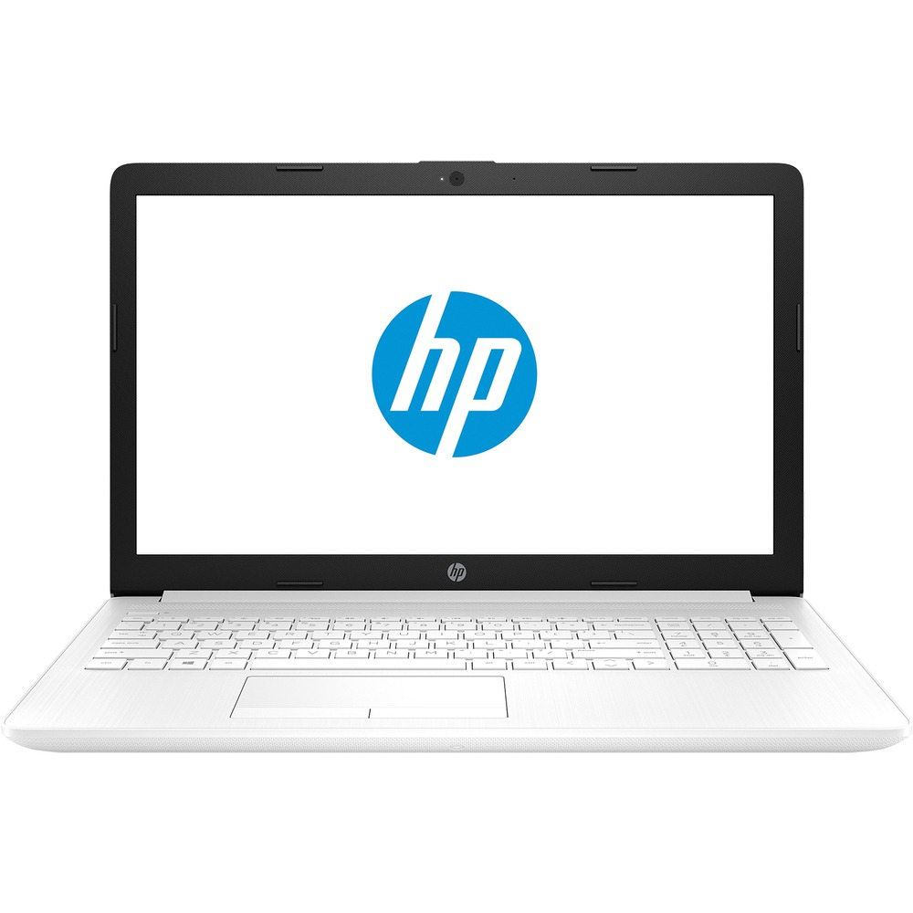 Ноутбук HP 15-db0050ur Snow White (4JZ44EA) - фото 1