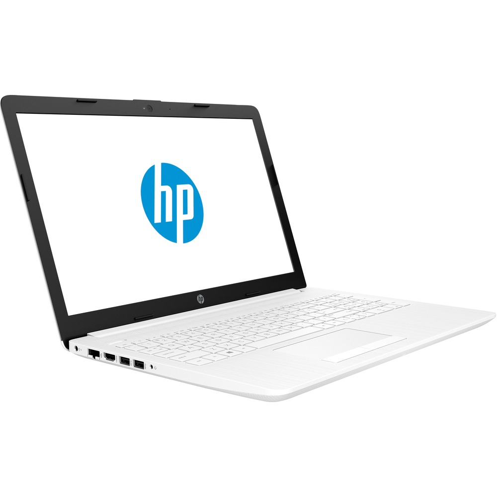 Ноутбук HP 15-db0050ur Snow White (4JZ44EA) - фото 3