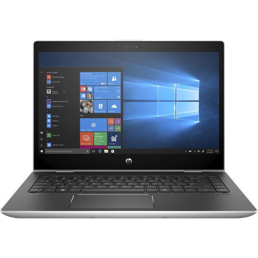 Ноутбук HP ProBook x360 440 G1 Silver (4QW42EA) - фото 1