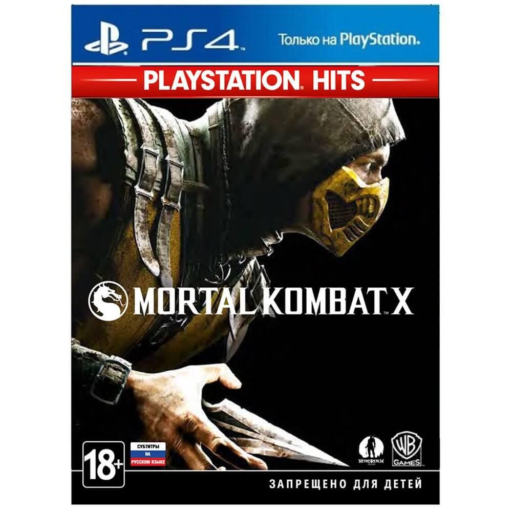 Mortal Kombat X (Хиты PlayStation) PS4, русская версия - фото 1