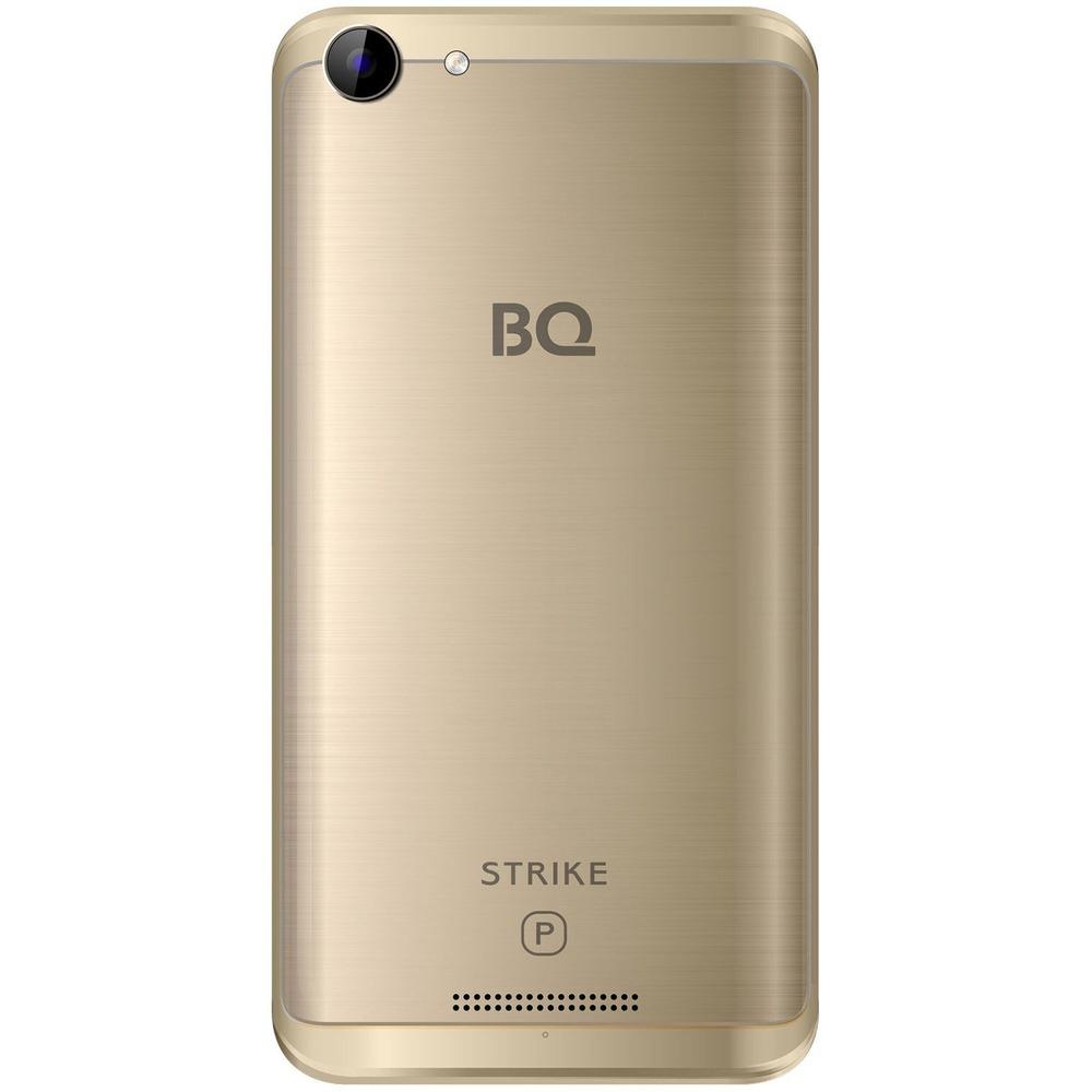 Смартфон BQ 5059 Strike Power золотой - фото 3