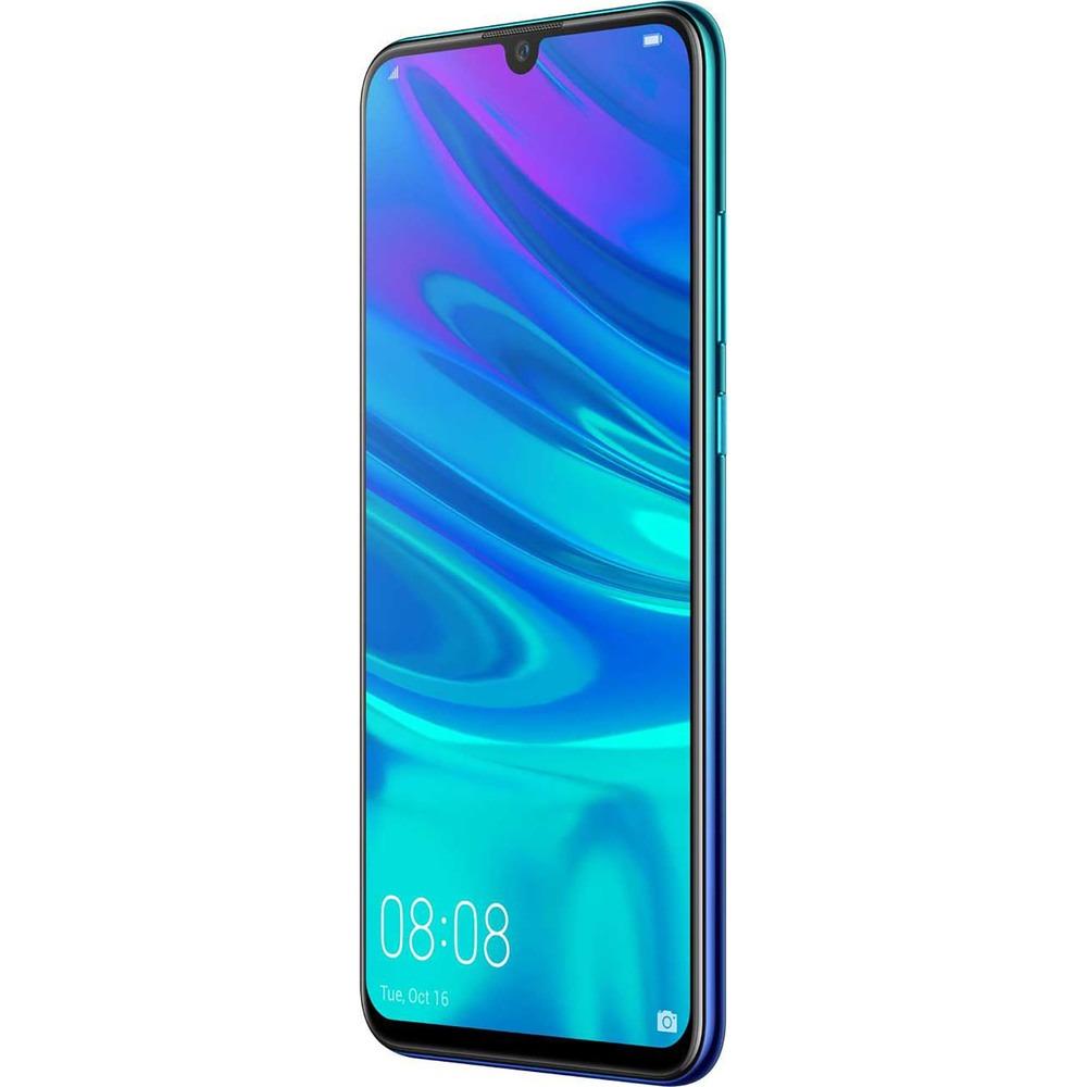 Смартфон Huawei P Smart 2019 ярко-голубой - фото 4