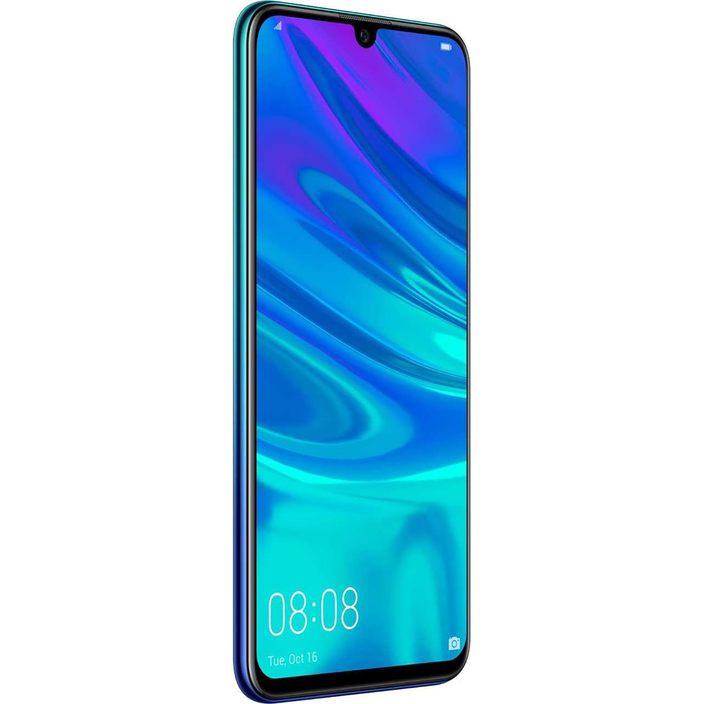 Смартфон Huawei P Smart 2019 ярко-голубой - фото 5