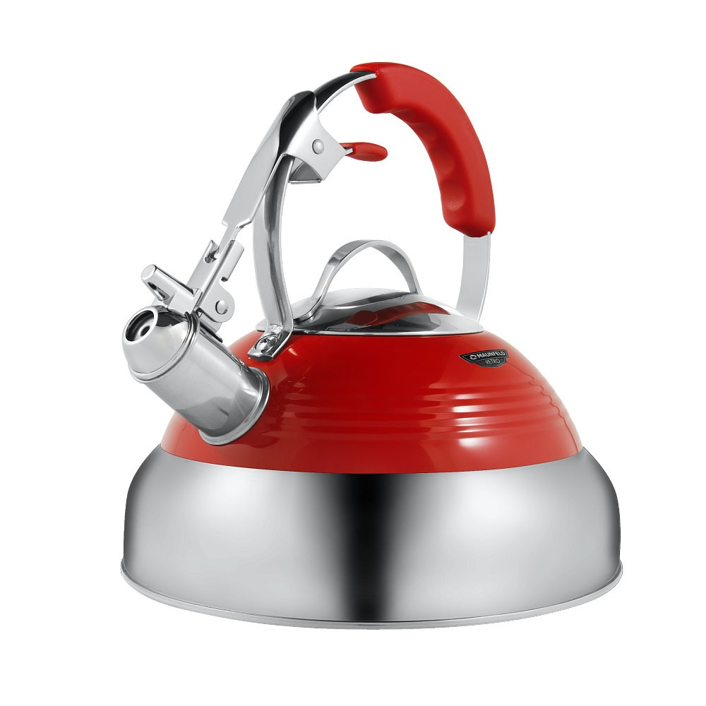 Чайник для плиты Maunfeld MRK-119R - фото 1