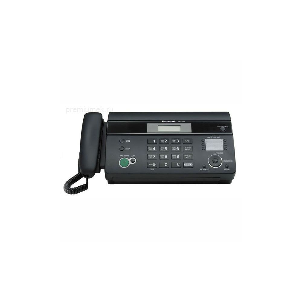 Факс Panasonic KX-FT984RU - фото 1