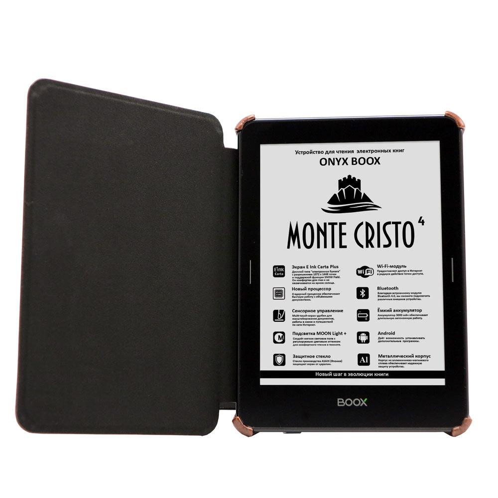 Электронная книга Onyx Monte Cristo 4 Black - фото 3