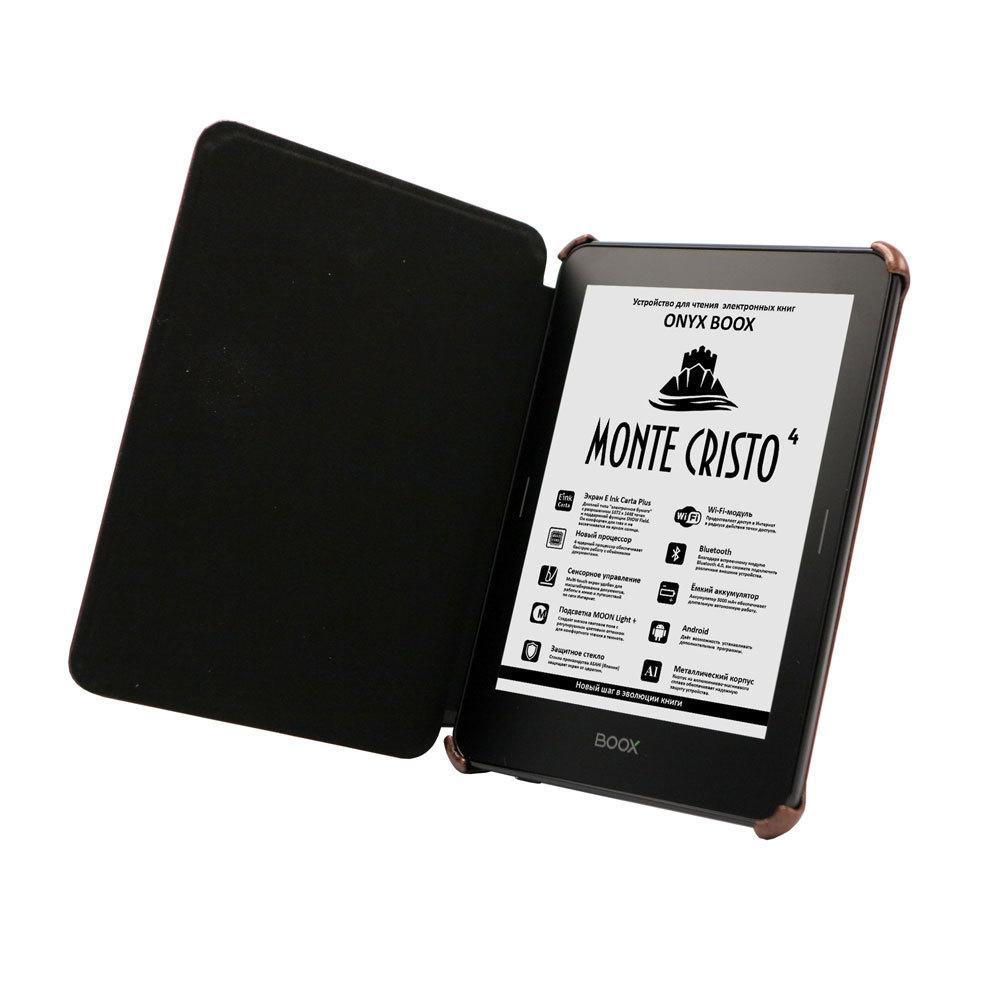 Электронная книга Onyx Monte Cristo 4 Black - фото 4
