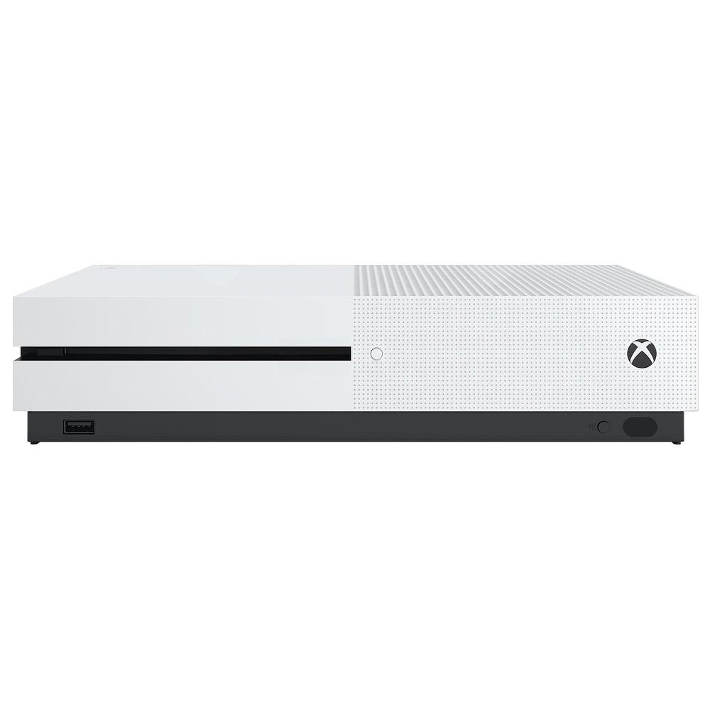 Игровая приставка Microsoft Xbox One S 1 TB (234-00311) Mortal Kombat 11 - фото 4