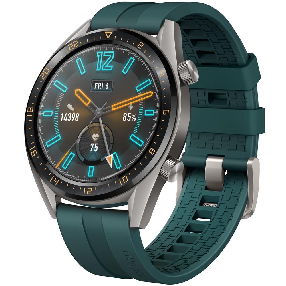 Смарт-часы Huawei Watch GT Active Green (FTN-B19) - фото 1