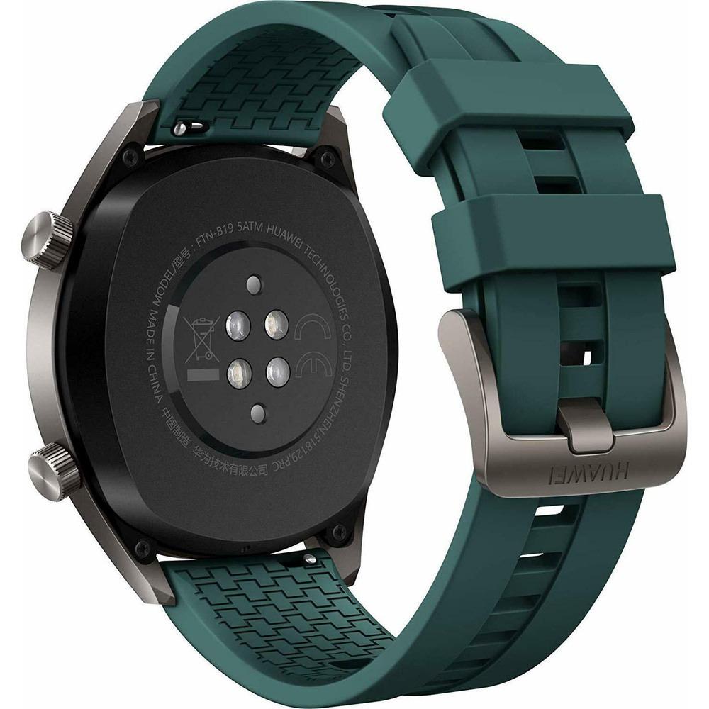 Смарт-часы Huawei Watch GT Active Green (FTN-B19) - фото 4