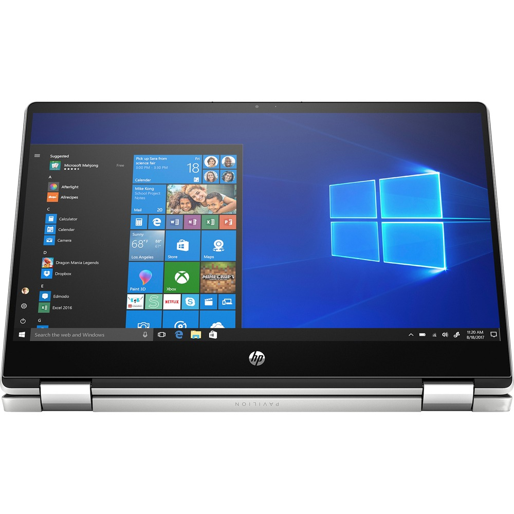 Ноутбук HP Pavilion 14-dh0000ur (6PS39EA) - фото 6