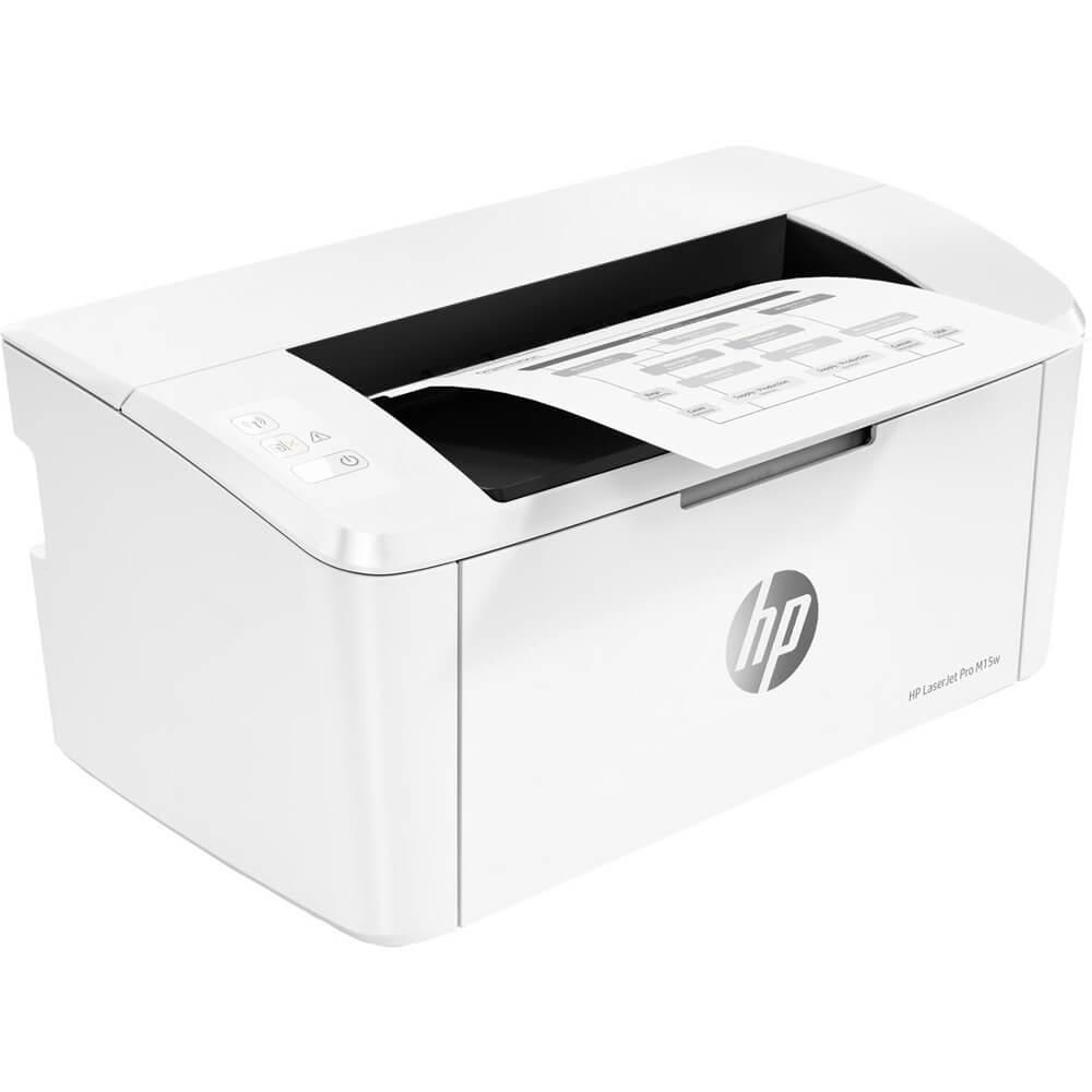 Принтер HP LaserJet Pro M15w (W2G51A) - фото 1