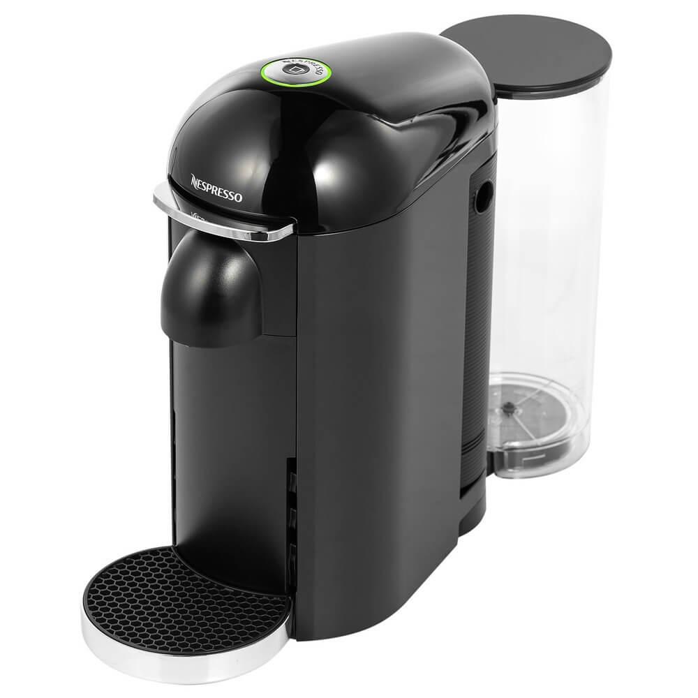 Капсульная кофемашина Nespresso Vertuo Plus C GCB2 EU Black - фото 1