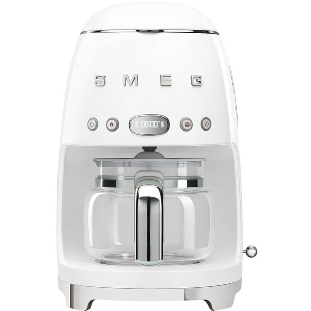 Кофеварка Smeg DCF02WHEU - фото 1
