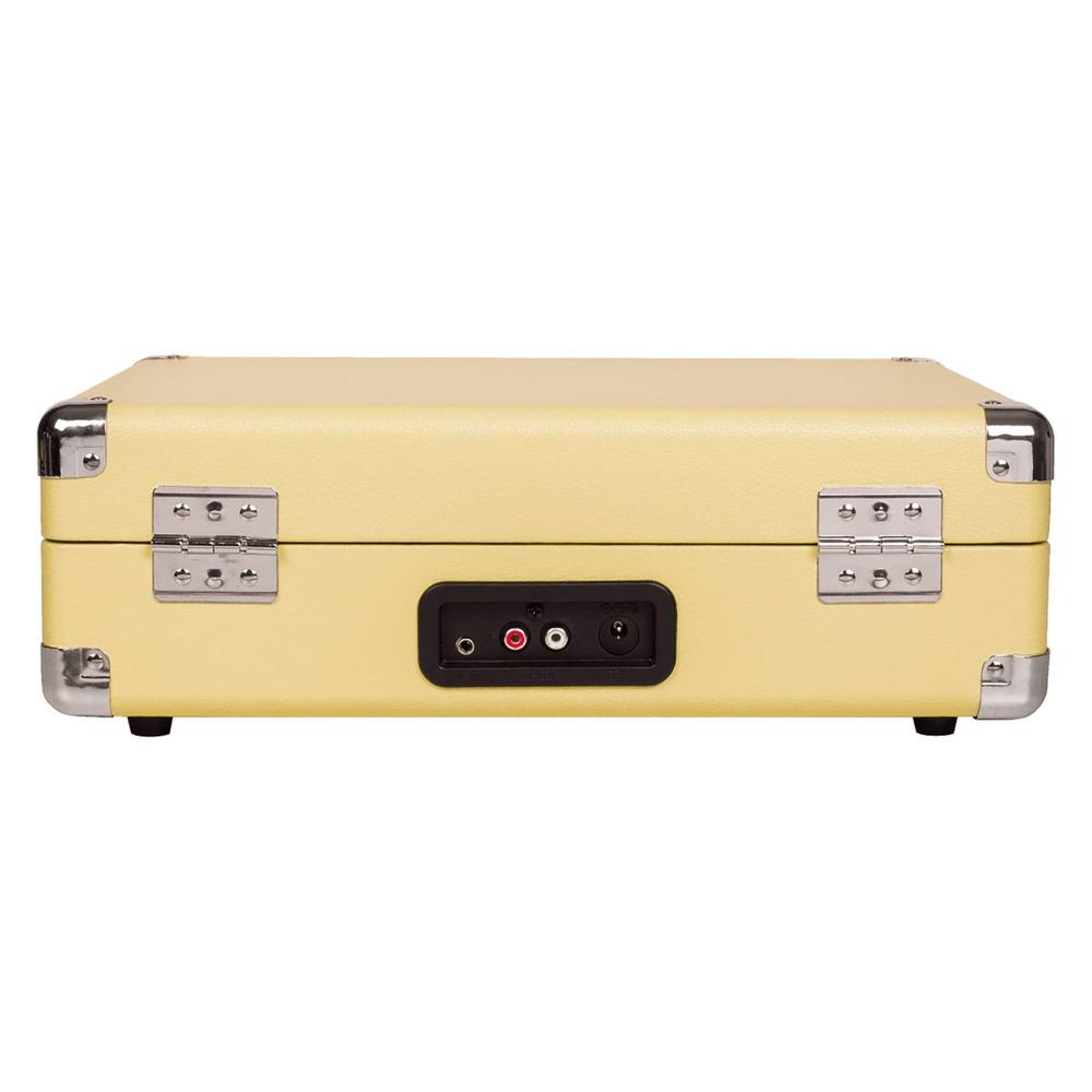 Проигрыватель виниловых пластинок Crosley Cruiser Deluxe CR8005D-FW Bluetooth - фото 5