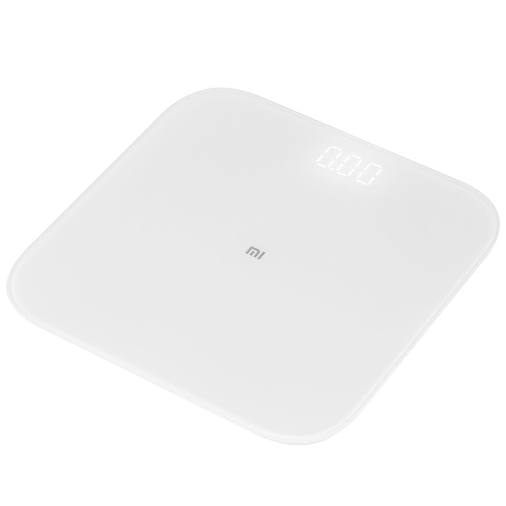 Напольные весы Xiaomi Mi Smart Scale 2 White - фото 1