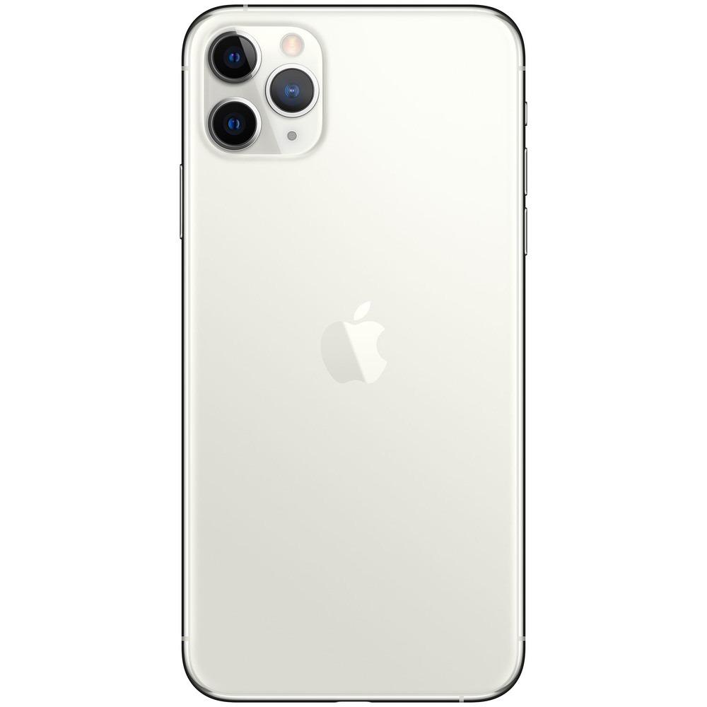Смартфон Apple iPhone 11 Pro Max 256GB серебристый - фото 3