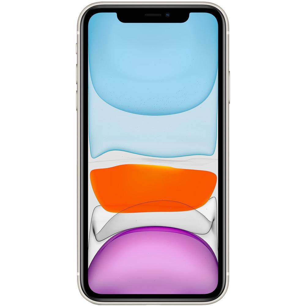 Смартфон Apple iPhone 11 64GB белый - фото 2