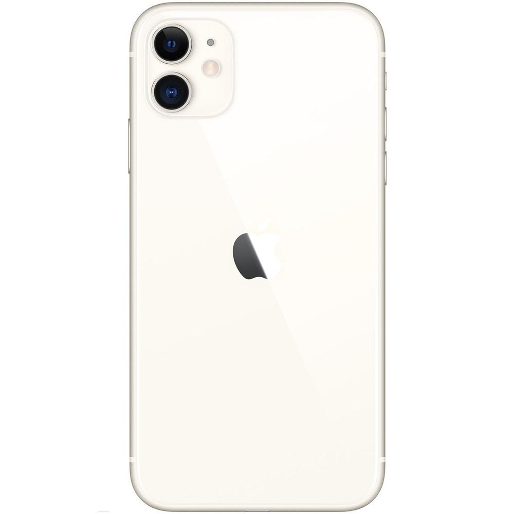 Смартфон Apple iPhone 11 64GB белый - фото 3